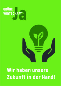 Volksabstimmung Ja zur Grünen Wirtschaft