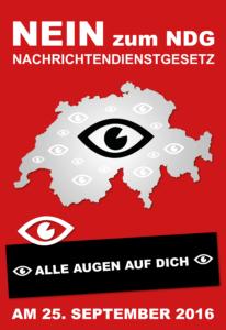 Volksabstimmung Nein-zum-NDG