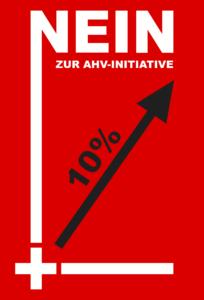 Volksabstimmung Nein zu AHV Plus