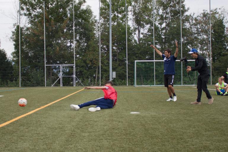 BZZ Sporttag 2016 Fussball
