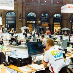 ICT Meisterschaft mit Beteiligung des BZZ