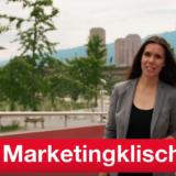 Gabriela Frei Gees erklärt gängige Klisches im Marketing. Sie ist Lehrgangsleiterin im Lehrgang Marketing und Verkauf am BZZ.